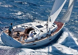 sailing yacht for charter in Croatia