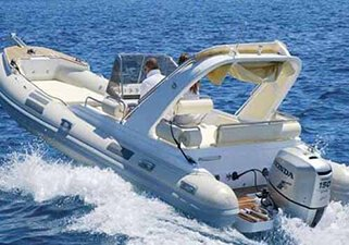 motor boats for charter in croatia